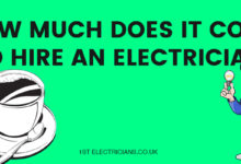 Photo of How Much Does It Cost to Hire an Electrician
