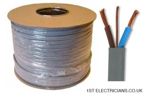 2.5 cable 1st electricians
