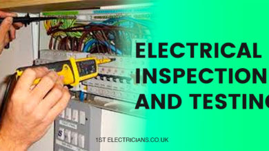 Photo of Electrical Inspection and Testing