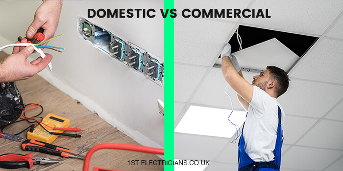 Domestic vs Commercial electrician (1)