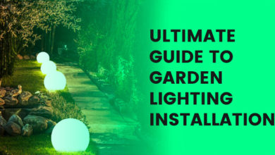 Photo of Ultimate Guide to Garden Lighting Installations
