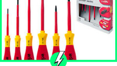 Photo of Best Insulated Electrician Screwdriver Sets: Review in 2021
