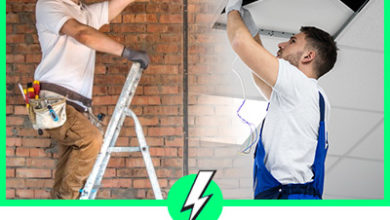 Photo of Domestic vs Commercial Electrician: What's the difference?
