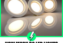 Photo of How Much Do LED Lights Save Per Month?