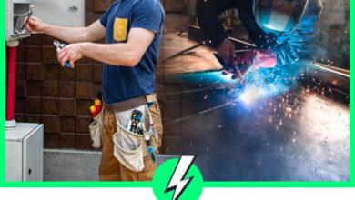 Photo of Welder Vs Electrician